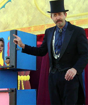 Hagerman The Magician